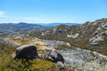 The Great Granite Plateau, Mt. Buffalo National Park, Australia