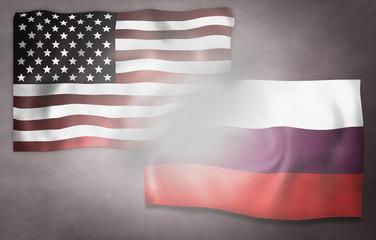 Russia USA Design