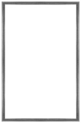Rectangular Silver Picture Frame