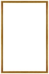 Rectangular Gilded Frame