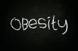 Постер, плакат: Obesity