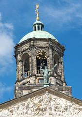 The Royal Palace - Amsterdam