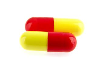capsules of pills
