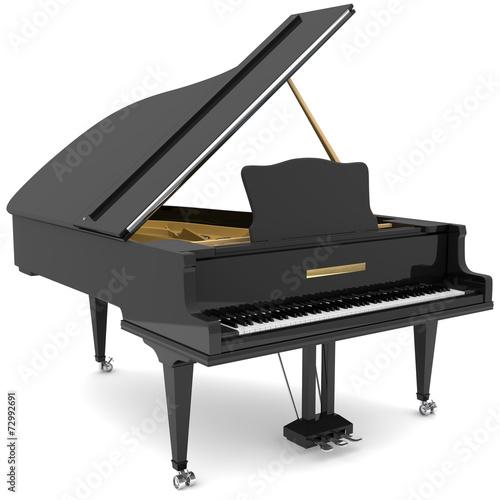 piano-de-cola-negro