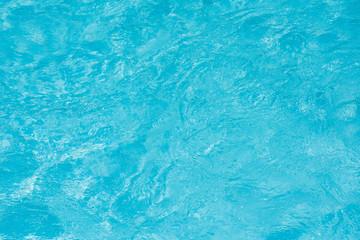 Water in pool