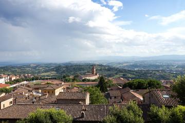 Perugia, panoramic view - Umbria