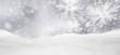 Leinwandbild Motiv Weihnachtskarte, Weihnachten, Hintergrund, Winter, Silber, Grau