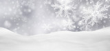 Weihnachtskarte, Weihnachten, Hintergrund, Winter, Silber, Grau - 72995616