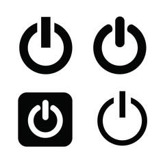 shut down icons