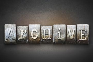 Archive Letterpress