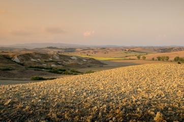 prairie toscane crete senesi