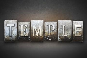 Temple Letterpress