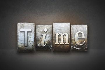Time Letterpress