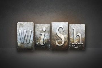 Wish Letterpress