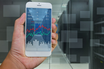system monitoring technology by smart phone