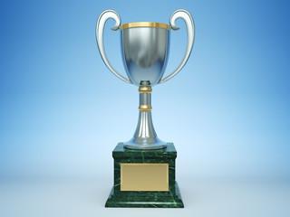 Trophy silver