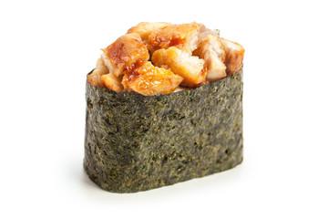 Spicy Unagi Gunkan maki sushi