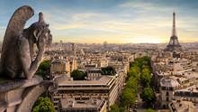 "Постер, картина, фотообои ""France - Paris"""