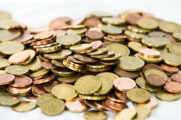 euro coin money makro