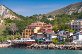 Summer landscape of Balchik town