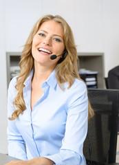 Helpful customer representative