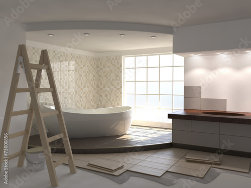 Bathroom renovation - 73000856
