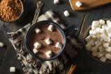 Homemade Dark Hot Chocolate - 73001470