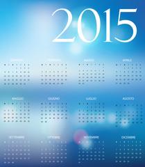 Calendario 2015