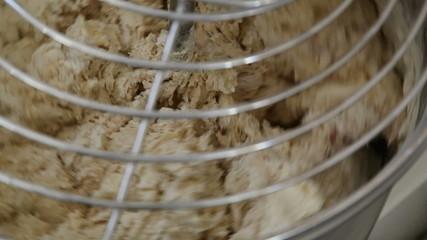 kneading machine