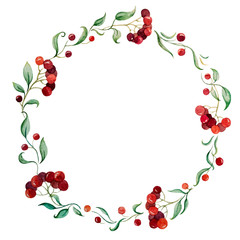 wreath viburnum