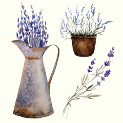 Provence lavender decor