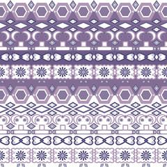 Oriental seamless pattern floral elements texture background