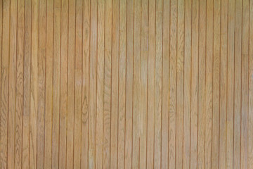 Wooden Wall Concave