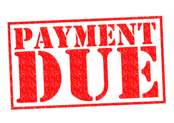 PAYMENT DUE