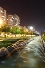 merkez park ve havuz