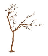 Illustration of Dead Tree