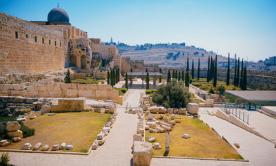 Al-Aqsa Mosque of Omar