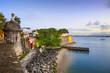 Leinwanddruck Bild - San Juan, Puerto Rico