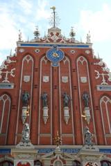 House of Blackheads in Riga