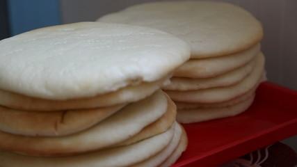 stack pitas
