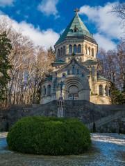 Votivkapelle am Starnberger See für Ludwig II.