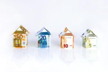 Kosten für Hausbau