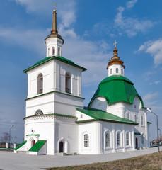 Saviour Preobrazheniya's Church in Preobrazhenka