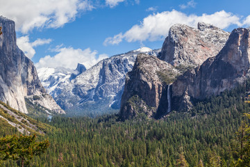 Cloud Formation over Yosemite I