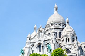 Sacre Coeur Cathedral Montmartre , Paris