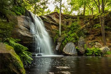 Hungarian Falls Waterfall