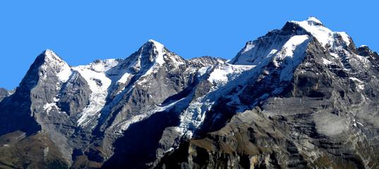 Dreigestirn Eiger, Moench und Jungfrau
