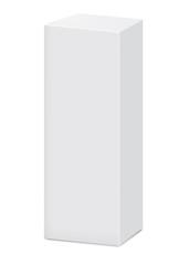 White vertical box is blank a logo