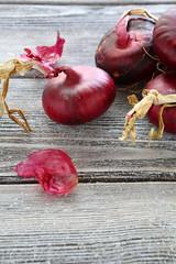 bulbs red onion salad