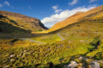 Irlandia, krajobraz wiejski